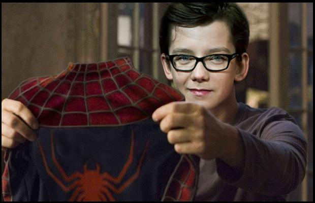 ¿Es Asa Butterfield el nuevo Spider-Man?