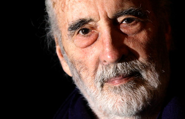 Recordando a Christopher Lee