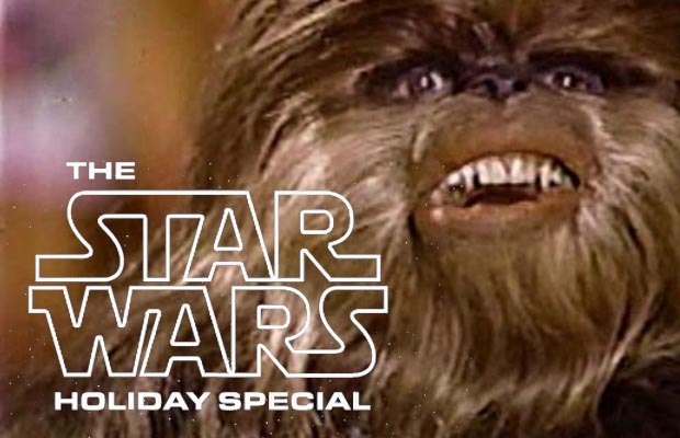 Especial: 'The Star Wars Holiday Special'