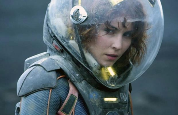 Noomi Rapace no estará en 'Alien: Covenant'