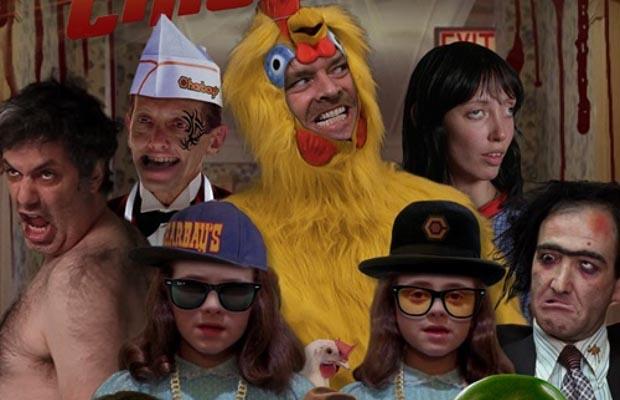 'The Chickening': 'El Resplandor' con pollos. WTF!?
