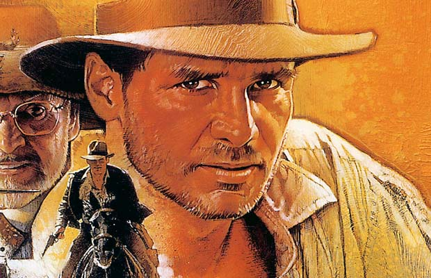 'Indiana Jones 5', con Ford y Spielberg, en 2019