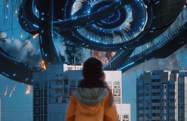 Trailer de 'Attraction': ciencia ficción rusa