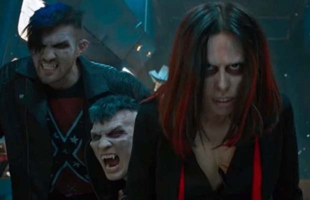 Vampiros contra hombres lobo en 'Guardians of the Night'