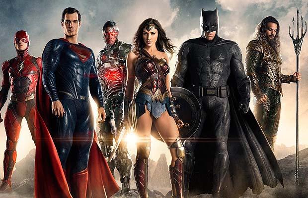 Comic-Con 2016: Trailer de 'La Liga de la Justicia'