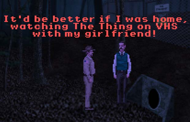 'Stranger Things', el juego point-and-clic