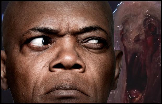 Samuel L. Jackson en el remake de 'The Blob'