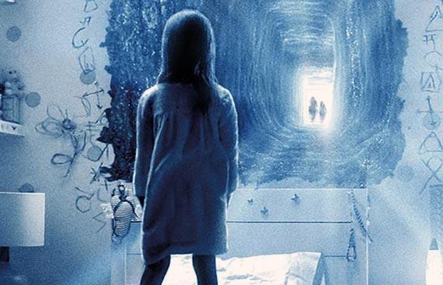 """""""Paranormal Activity: Dimensión Fantasma"""" estrena poster animado"""