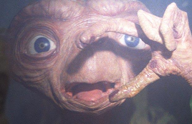 Así pudo ser 'E.T. II: Nocturnal Fears'