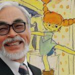 Hayao Miyazaki Pippi Calzaslargas