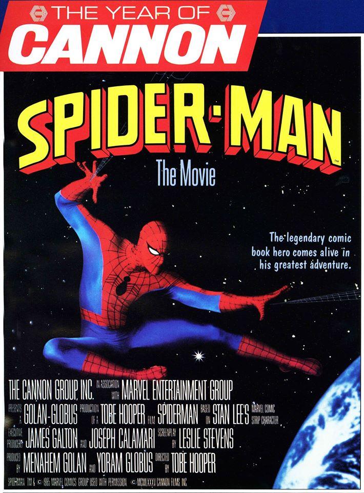 spider-man cannon I