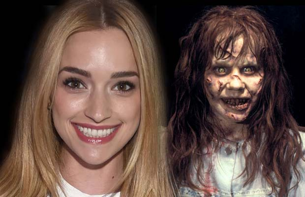 Brianne Howey será Regan en el remake de 'El Exorcista'