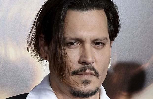 Johnny Depp es 'El Hombre Invisible' de la Universal