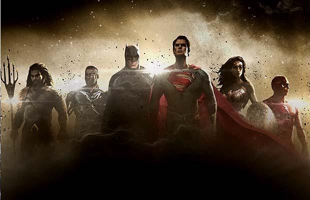 'La Liga de la Justicia' empieza en abril