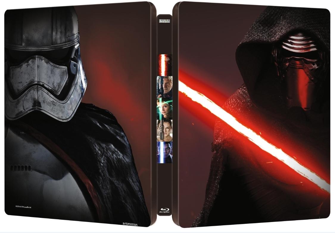 Star Wars Steelbox