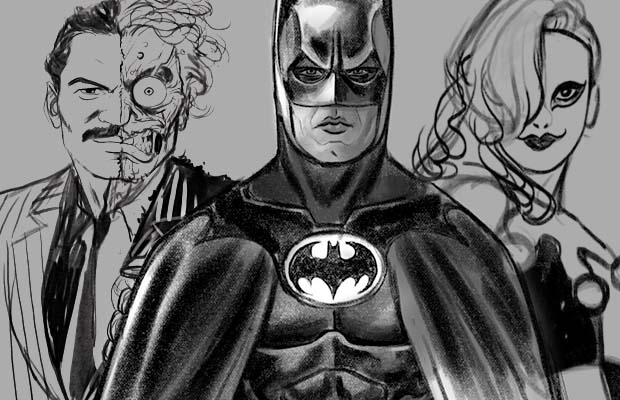 'Batman '89': el comic secuela del Batman de Burton