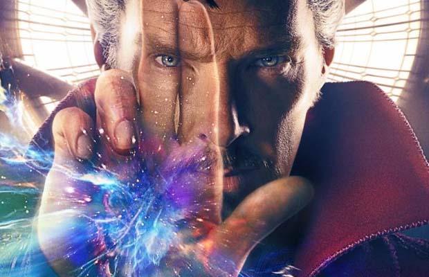 El 'Doctor Strange' de Scott Derrickson estrena trailer