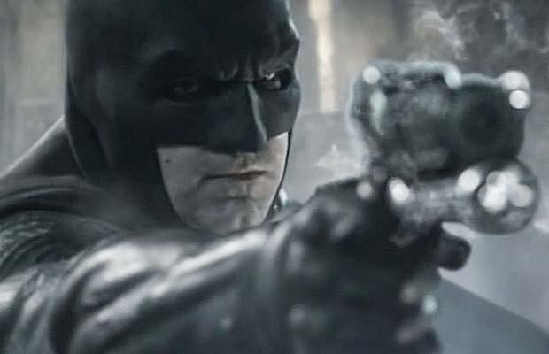 'La Liga de la Justicia': Ben Affleck, productor ejecutivo