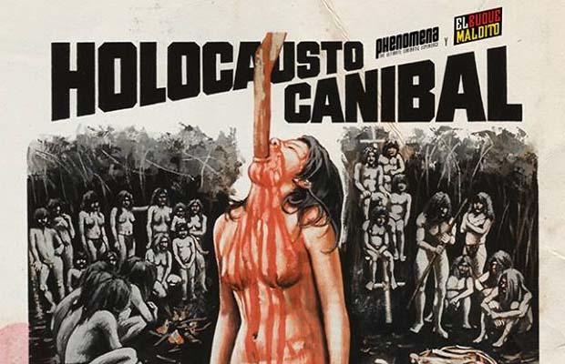 'Holocausto Caníbal' llega a Phenomena con Ruggero Deodato