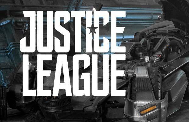 'La Liga de la Justicia': sinopsis, logo y el nuevo Batmóvil