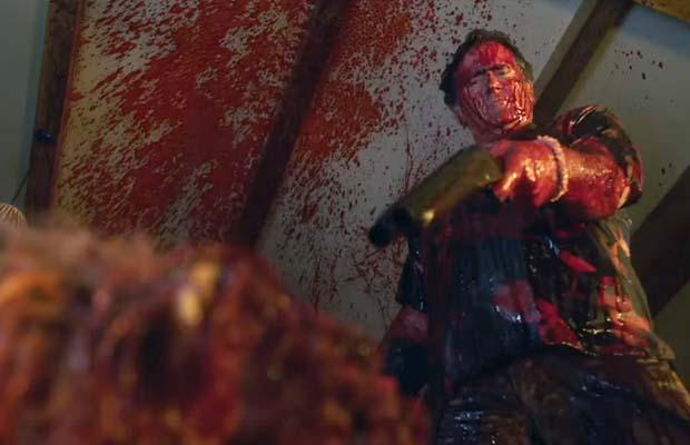 'Ash vs Evil Dead': Trailer de la segunda temporada