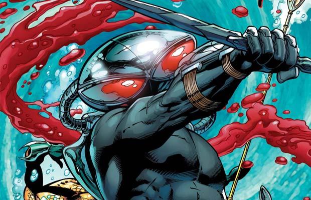 'Aquaman' ya tiene villano: Black Manta