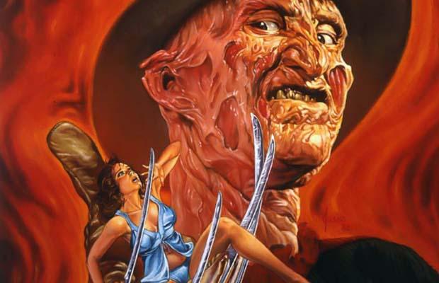 Freddy Krueger y Marvel Comics: la extraña pareja