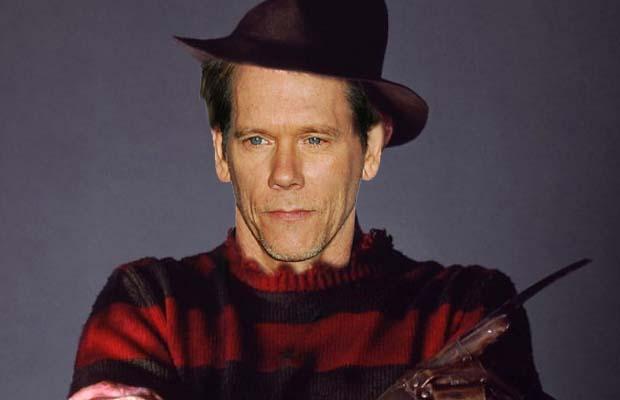 Kevin Bacon, interesado en ser Freddy Krueger