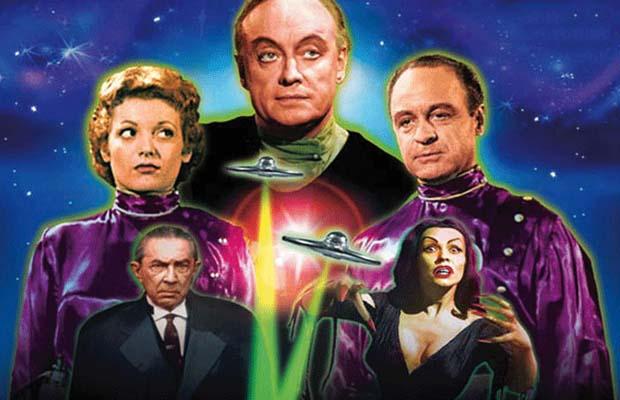 Nuevo remake de 'Plan 9 del Espacio Exterior' a la vista