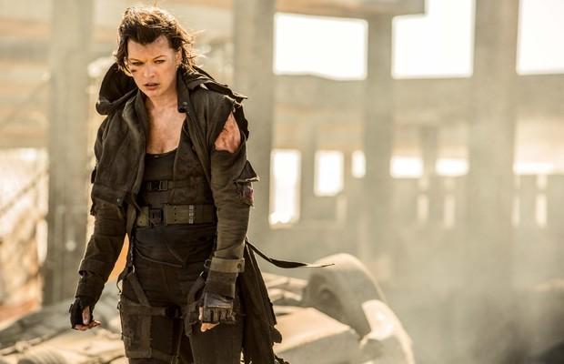 Teaser trailer y posters de 'Resident Evil: El Capítulo Final'