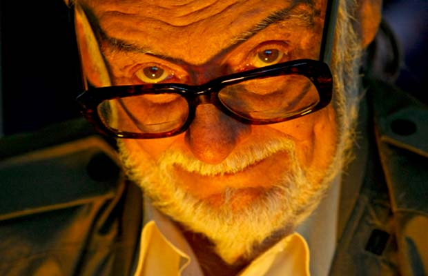 George A. Romero no logra financiar un western zombie