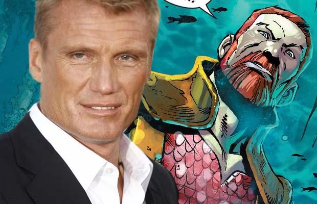Dolph Lundgren Aquaman