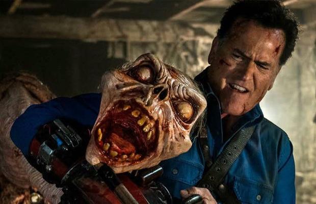 Bruce Campbell promete más 'Evil Dead'