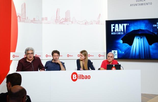 FANT Bilbao 2018 Palmares