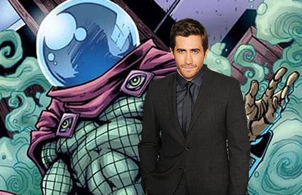 Jake Gyllenhaal, ¿Mysterio en 'Spider-Man: Homecoming 2'?