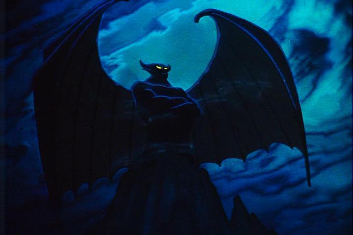 Momentos oscuros de Disney