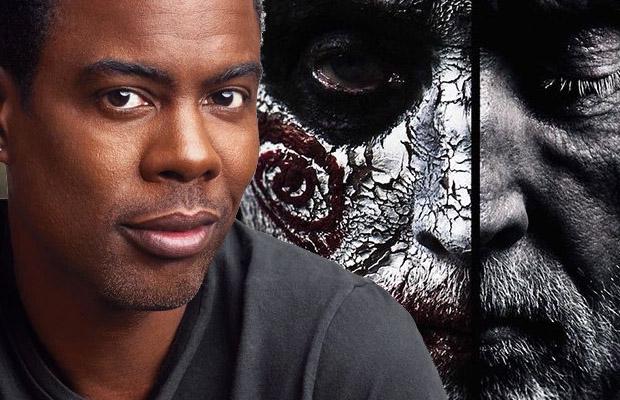 'Saw': Chris Rock producirá un spin-off para 2020