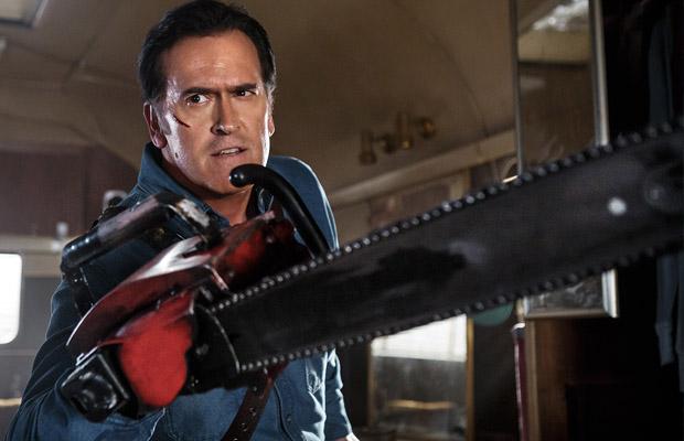 Sam Raimi y Bruce Campbell trabajan en una nueva 'Evil Dead'