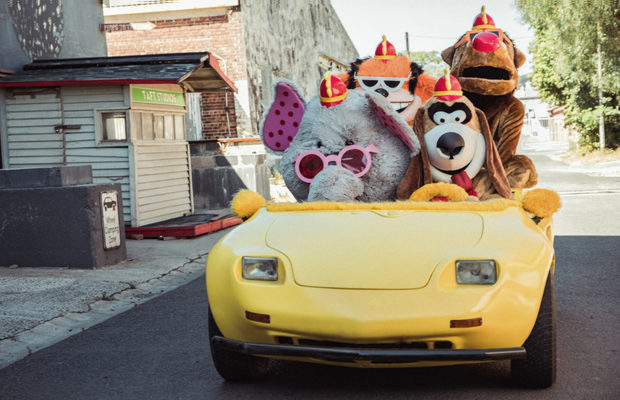 Crítica de 'The Banana Splits Movie' (2019, Danishka Esterhazy)